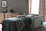 Раскладной диван ARGO с матрасом 160 см фабрика Alberta (Италия) , фото 8