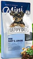 Корм для щенков Happy Dog Mini Baby 4 кг.