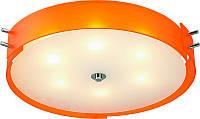 Люстра потолочная Altalusse INL-9071C-6 Orange