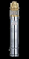 Глубинный погружной насос EUROAQUA 4 SKM 200 + контроль бокс