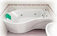 Ванна Тритон Мишель (правая) 1800х960х600 (ванна+каркас+лиц.экран+слив-перелив)