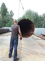 Изготовление и монтаж промышленных стальных дымовых и вентиляционных труб. Емкостей горизонтальных РГС и верти