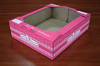 Картонная упаковка для товара (рулонная флексопечать)