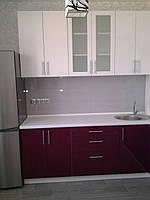 Кухня на заказ В-032