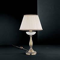 Настольная лампа RECCAGNI ANGELO P.5400/P с абажуром