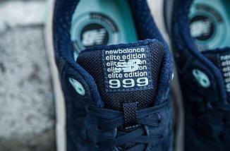 Кроссовки мужские в стиле New Balance WL999GMT Meteorite Blue, фото 2