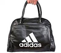 Мужская дорожная сумка из гладкого кожзаменителя, фото 1