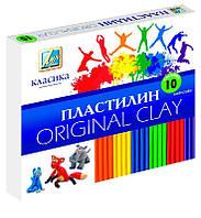 """Мицар Пластилін """"Класика"""" 10 кольорів"""