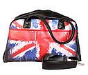 Мужская спортивная сумка с принтом Британский флаг 30306, фото 7