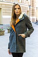 Полу-пальто FREEVER женское миланж