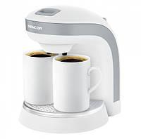 Кофеварка капельная  sencor sce2001wh