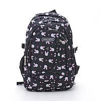 Яркий рюкзак для стильно молодежи. Хорошее качество. Удобный рюкзак. Оригинальный принт. Купить. Код: КДН499