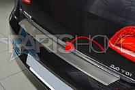 Накладка на задний бампер Chevrolet Aveo Хетчбек с 2006 г.в.