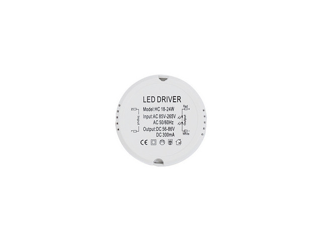LED MODULE DRIVER 18 - 24W