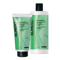 Шампунь для придания объема с экстрактом асаи Brelil Numero Full Volume Shampoo-1000мл