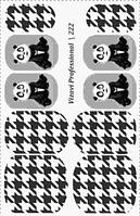 Слайдер-дизайн для ногтей 222