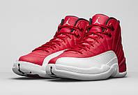 Мужские баскетбольные кроссовки Air Jordan Retro 12 (Gym Red) , фото 1