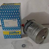 Фильтр топливный Renault Kangoo 1,5DCI с присоединением для датчика воды снизу Purflux FCS738