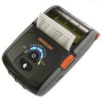 Мобильный принтер BIXOLON SPP-R200IIIBK(Wifi+USB)