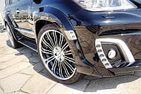 Комплект обвеса Wald для Lexus LX 570