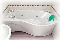 Ванна Тритон Мишель (левая) 1800х960х600 (ванна+каркас+лиц.экран+слив-перелив)