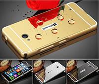 Чехол бампер для Nokia Lumia 630 635 зеркальный