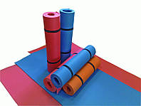 Однослойный коврик для спорта и отдыха