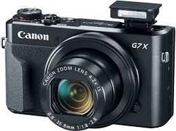 Компактный фотоаппарат Canon PowerShot G7 X Mark II