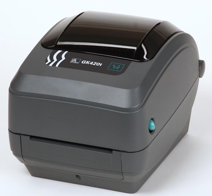 Термотрансферный принтер этикеток Zebra GK 420t (GK42-102220-000)