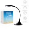Настольная лампа  светодиодная Maxus intelite DESK LAMP 6W BLACK (DL3-6W-BL), фото 1