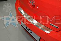 Накладка на задний бампер Hyundai i20 с 2010 г.в.