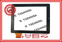 Тачскрин MODECOM FreeTAB 9704 IPS2 X4 Черный