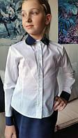 Блуза школьная мод.1025 (р.128-152)