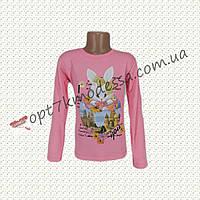 """Гольфик детский для девочек """"Зайка"""" цвет розовый"""