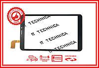 Тачскрин Pixus Touch 8 3G Черный