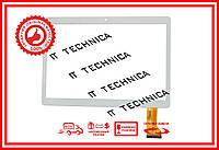 Тачскрин 222x156mm 50pin MGLCTP-90894 БЕЛЫЙ Вер 1