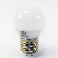 Лампа светодиодная G45 LightOffer LED-06-022 6W 4000K 220V E27