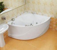 Ванна Тритон Эрика 1400х1400х640 (ванна+каркас+лиц.экран+слив-перелив)