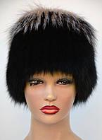 """Женская меховая шапка """"Кубанка"""", фото 1"""