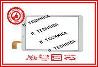 Тачскрин Pixus Touch 8 3G БЕЛЫЙ