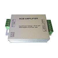 Усилитель RGB для светодиодной ленты 24А №38/1