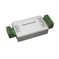 Усилитель RGB для светодиодной ленты 12А Пластик №39