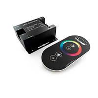Контроллер RGB для светодиодной ленты 24А RF Black (Touch) №62