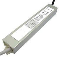 Блок питания для светодиодной ленты герметичный 12V  30W IP65