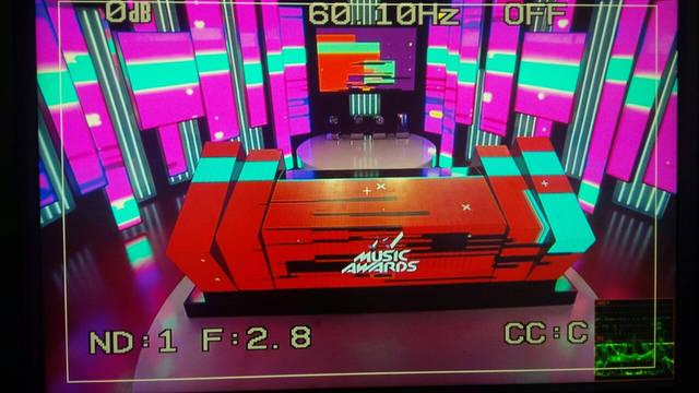 ТВ студия М1. Интерактивный стол. 3