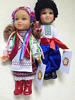 Ляльки в народному одязі у вишиванках . Ляльки України. Виробництво Україна.