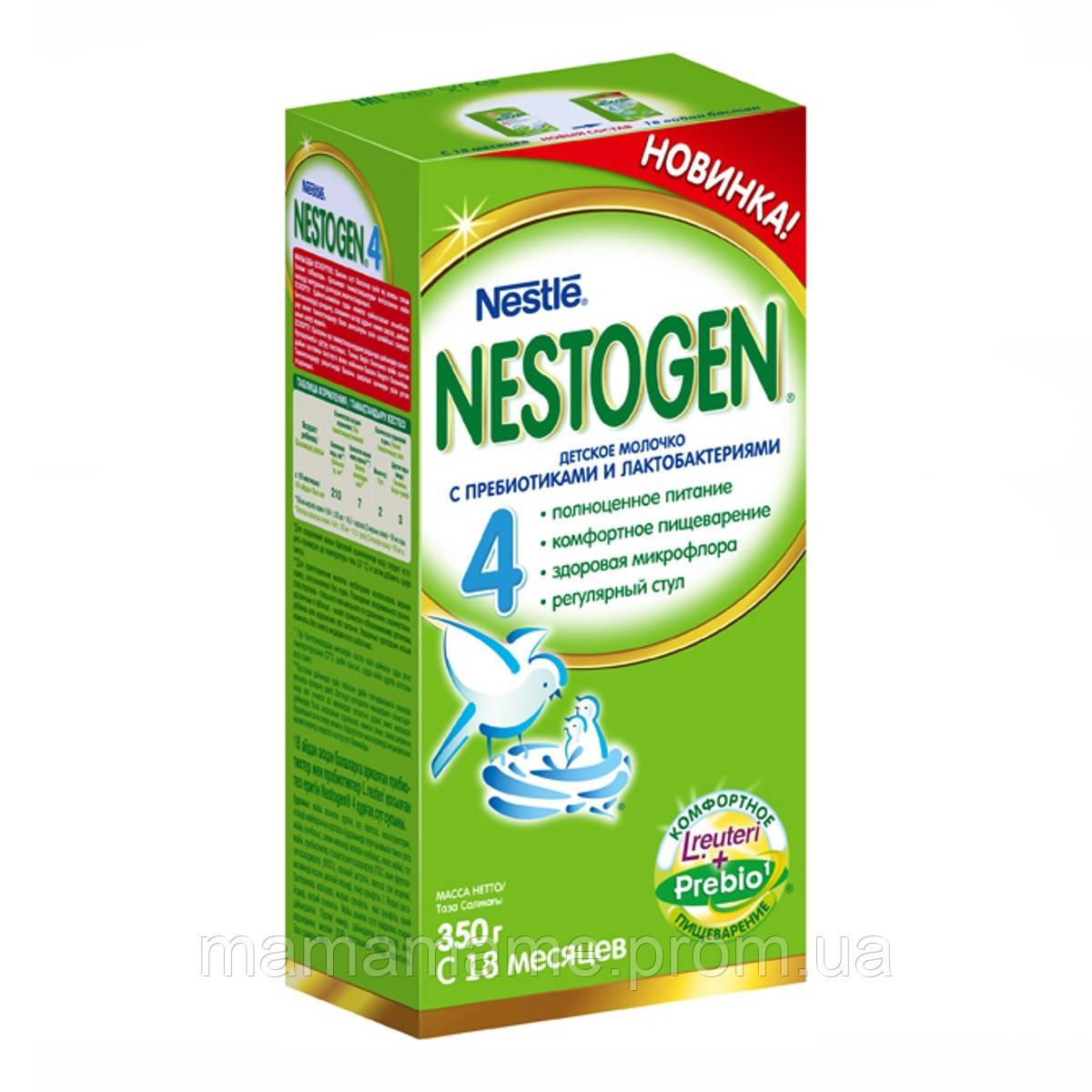 """Nestle """"Нестожен 4"""",  350 г"""