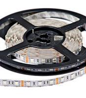 Лента светодиодная SMD-5050 60Led 3000К IP20 Motoko MTK-300WW5050-12 5 метров