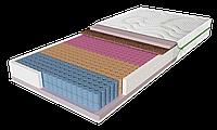 Полуторный матрас Fusion Duo / Фьюжин Дуо 150х200 ЕММ h22 Evolution 5 зон мемори независимые пружины 120кг