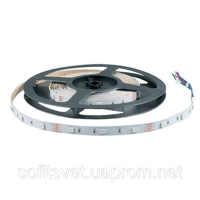Лента светодиодная SMD-5050 30Led 6500К IP20 Motoko MTK-150W5050-12 5 метров